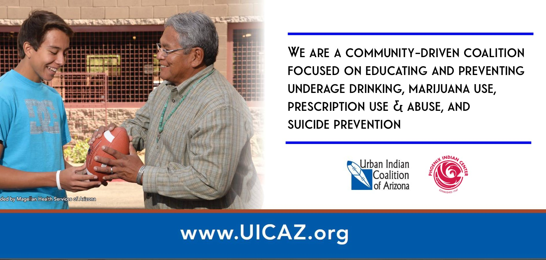 Urban Indian Coalition of Arizona Monthly Meeting