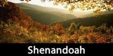 10/26华盛顿专车秋叶Shenandoah国家公园 tickets