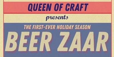 Queen of Craft presents Beer-zaar and Vendor Marketplace