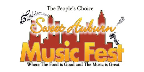 2019 Sweet Auburn Music Fest tickets