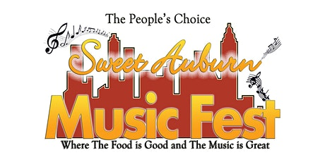 2021 Sweet Auburn Music Fest tickets
