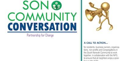 Norwalk Community Conversation