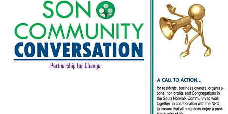 Norwalk Community Conversation tickets