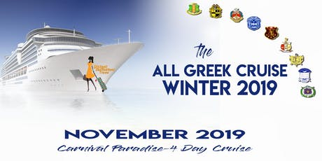 Winter 2019  All Greek Cruise tickets