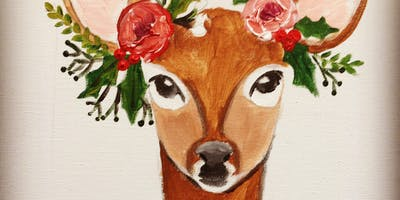 Oh Deer, the Holidays are Here