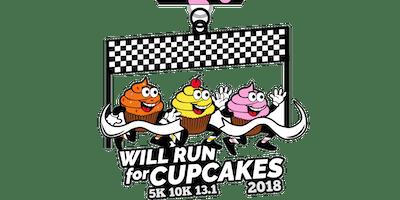 Will Run For Cupcakes 5K, 10K, 13.1  - Erie