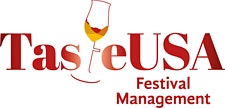 TasteUSA Food and Drink Festivals logo