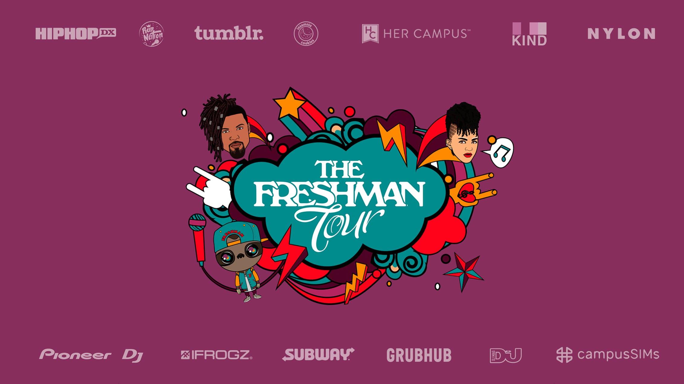 The Freshman Tour at Arizona State University