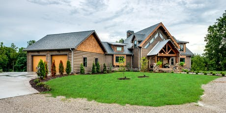 Log Raising, Mill Tour and Log Home Open House tickets
