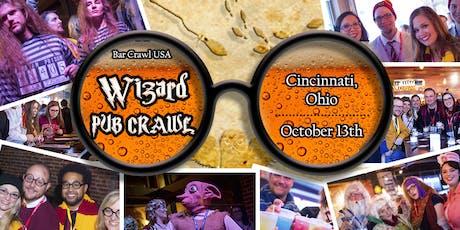 Wizard Pub Crawl - Cincinnati (3rd Annual) tickets