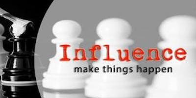 Influence – Make Things Happen (workshop)