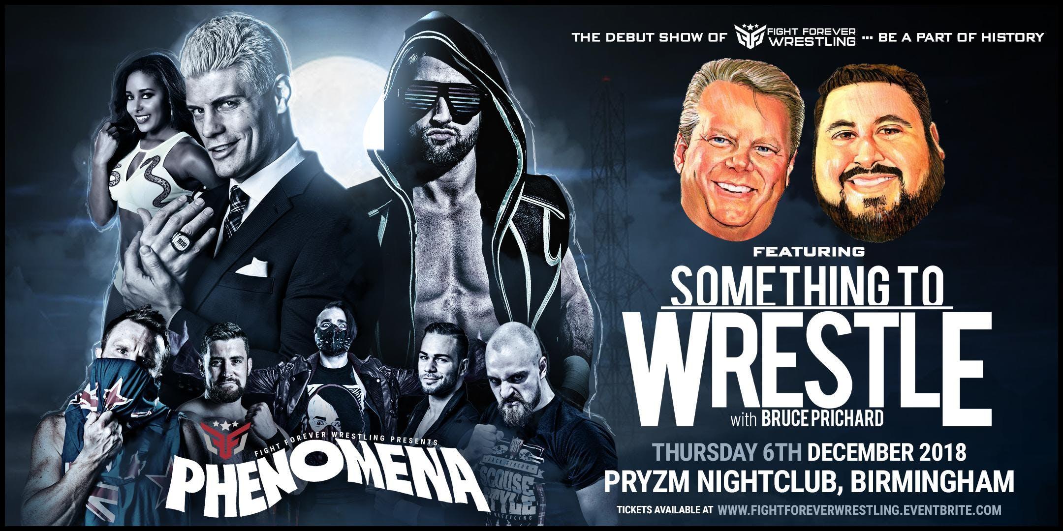 Phenomena feat. Something To Wrestle With Bru