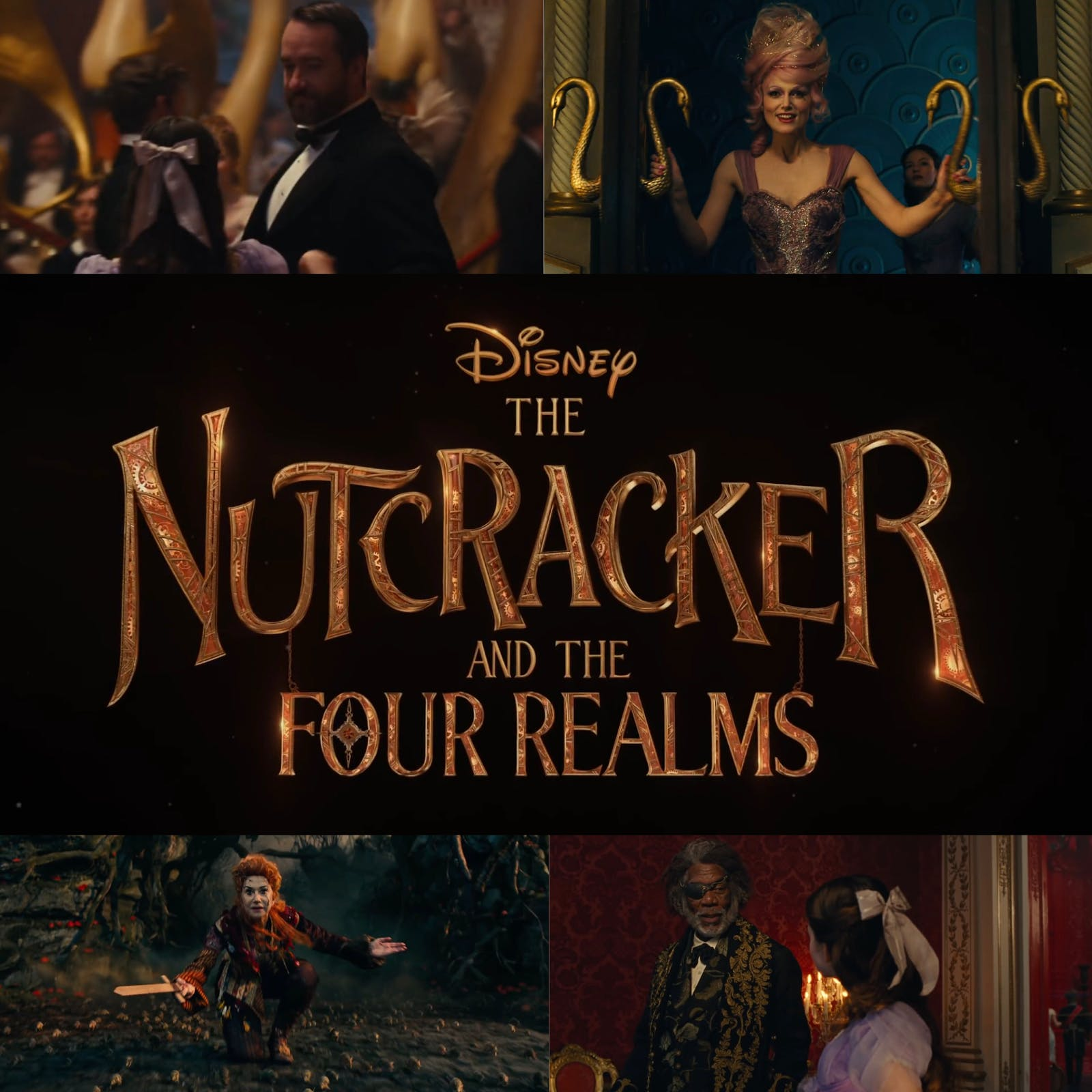 Client Appreciation Private Movie Screening of The Nutcracker and the Four Realms