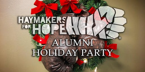 Haymakers for Hope Alumni Holiday Party
