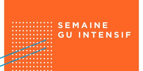 Semaine G:U Intensif tickets
