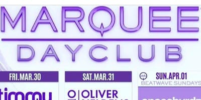 MARQUEE POOL Day Club GUEST-LIST SPECIAL