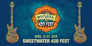 SweetWater 420 Fest General Admission/VIP