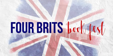 Four Brits Book Fest 2019 tickets