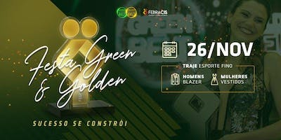 Festa Green e Golden Belt