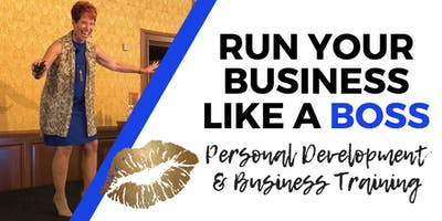 Find Your Inner Boss! Personal Development and Business Training with Leslie Boyd-Bradley & Antoinette Arellano
