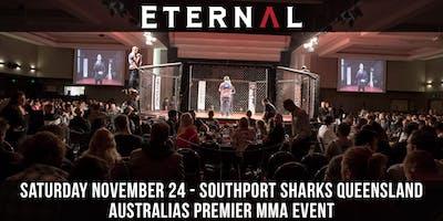 Eternal MMA 39 (Southport Sharks)