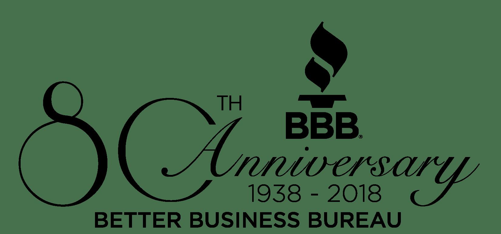 BBB 80th Anniversary Celebration + Open House