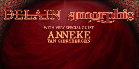 Delain / Amorphis tickets