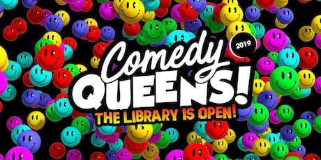 Comedy Queens Melbourne tickets