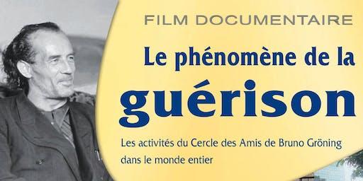 Film Documentaire : « Le Phénomène de la Guérison » à Shawinigan