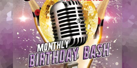 Monthly Birthday Bash tickets