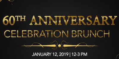 60th Anniversary Celebration Brunch