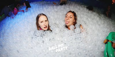 Ball Pit Party: Vancouver