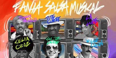 FANIA THE SALSA MUSICAL