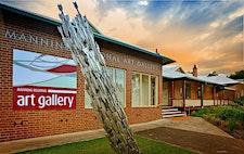 Manning Regional Art Gallery logo