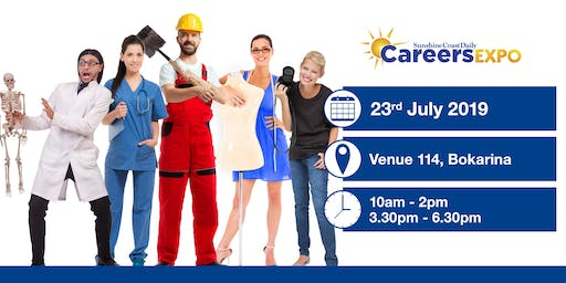 2019 Sunshine Coast Daily Careers Expo