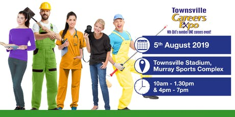 2019 Townsville Careers Expo tickets