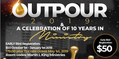THE OUTPOUR ENCOUNTER 2019