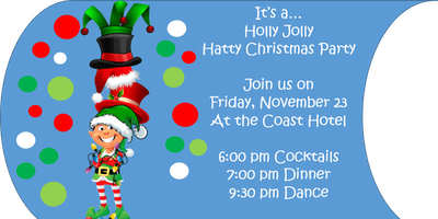 LFS Holly Jolly Hatty Christmas Party
