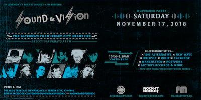 """""""SOUND & VISION"""" Nov. \"""