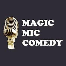 Magic Mic Comedy logo
