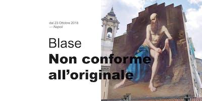 Blase - Non conforme all'originale - Opening