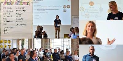 3. Agile Round Table Berlin - #DBARTBERLIN