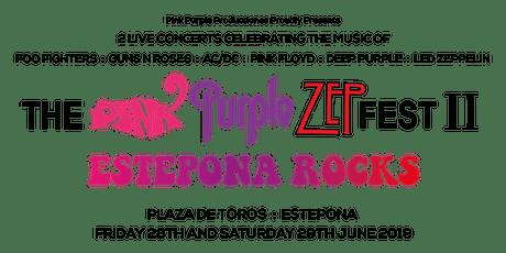 The Pink Purple Zep Fest II (Estepona Rocks) tickets