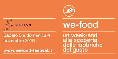 We-Food @ Zidarich