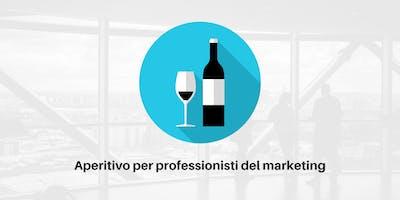 Aperitivo per professionisti del marketing