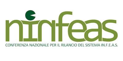 NINFEAS - Conferenza Nazionale per il rilancio del sistema IN.F.E.A.S.