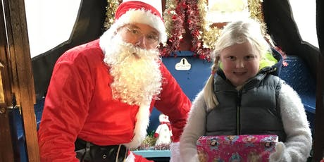 Santa Boat Trip on the Union Canal tickets