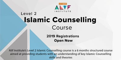 Alif Institute Islamic Counselling Level 2 Manchester