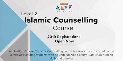 Alif Institute Islamic Counselling Level 2 Birmingham