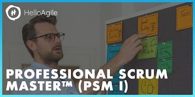 Professional Scrum Master: Workshop & Zertifizierung™ (PSM)
